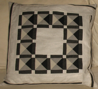 Coussin patchwork - Ref.41213
