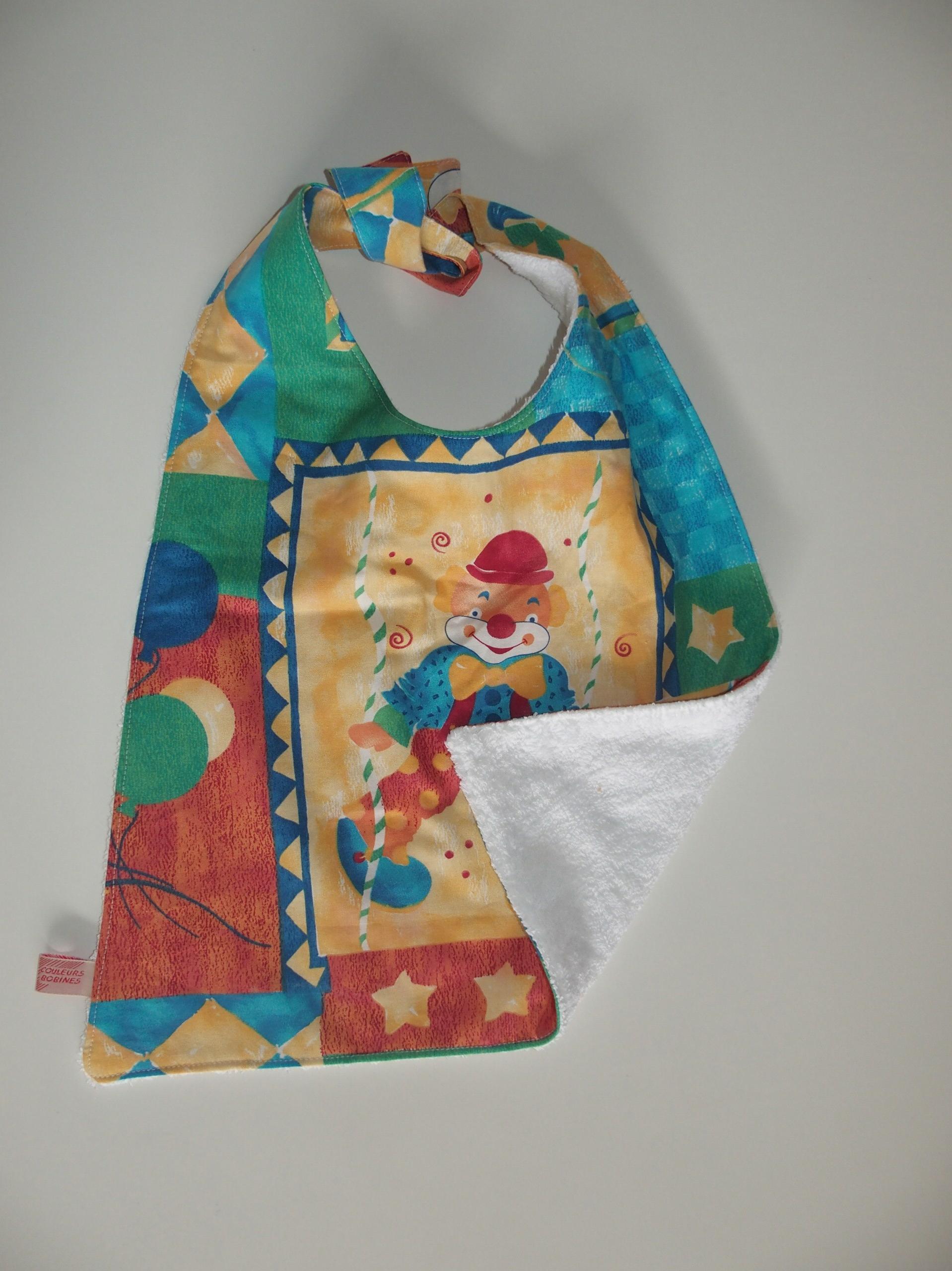 bavoir bébé - Ref.70504